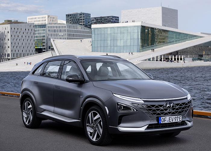Mondial de Paris 2018 - Hyundai Nexo