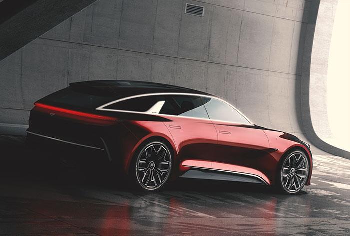 Concept Kia Proceed