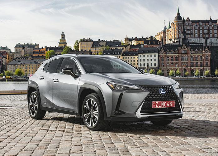 Mondial de Paris 2018 - Lexus UX