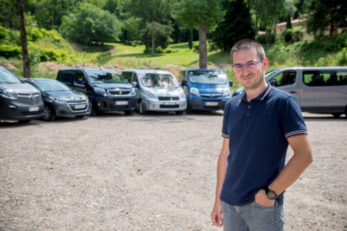 Adrien Fombaron APF Entreprises