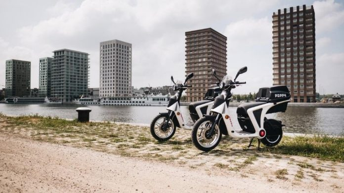 scooters peugeot anvers