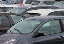 marché VO Xerfis voitures parking