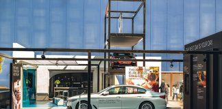 véhicules connectés - BMW eSIM au Mobile World Congress