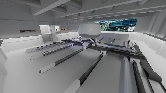 Le centre de simulation BMW se trouvera sur le campus BMW FIZ