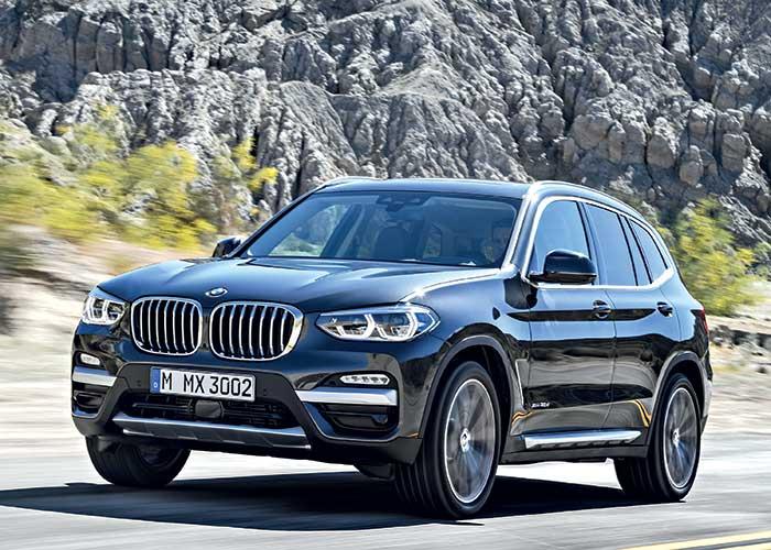 Une version sDrive 18d de 150 ch démocratise depuis peu le dernier BMW X3 (134 g ; à partir de 41 900 euros, 46 400 en Business Design), en complément d'un xDrive 20d de 190 ch (140 g ; à partir de 51 900 euros, 53 650 en Business Design).