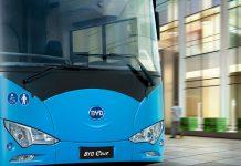 BYD bus électrique