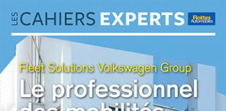 Cahiers Experts Fleet Solutions Volkswagen Group