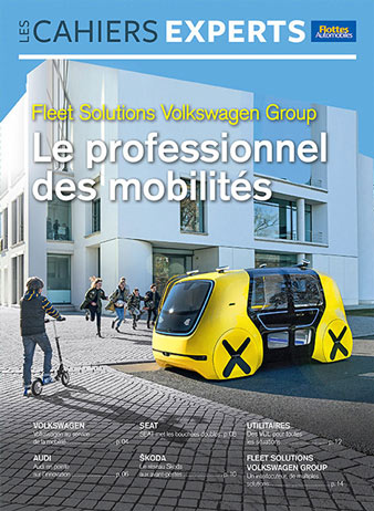 Cahiers Experts Fleet Solutions Volkswagen Group