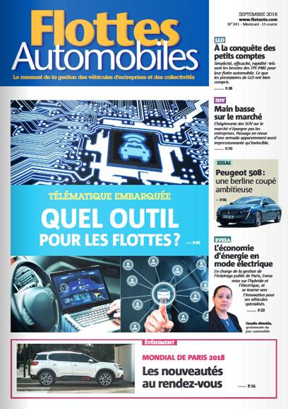 Flottes Automobiles N°241