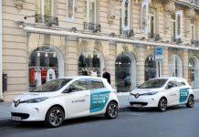 Le service de mobilité Moov'in.Paris by Renault est ouvert