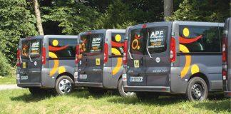 téléamtqieu embarquée - APF Entreprises France Handicap – Vosges a équipé en télématique ses 150 véhicules de livraison et de transport de personnes. Un équipement important pour ce réseau national d'entreprises adaptées et d'établissements et services d'aide par le travail.