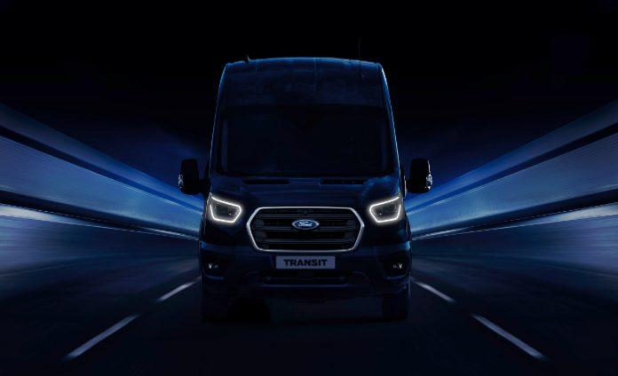 Ford nouveau Transit