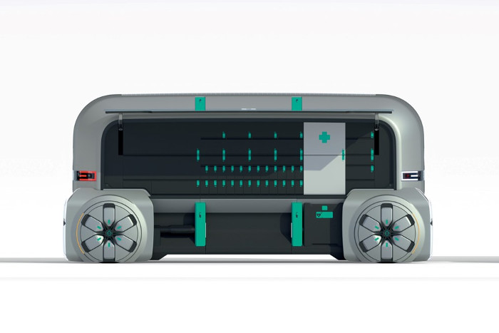 Configuration casiers mobiles