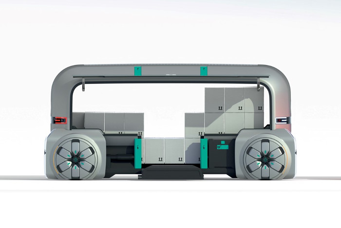 Configuration container