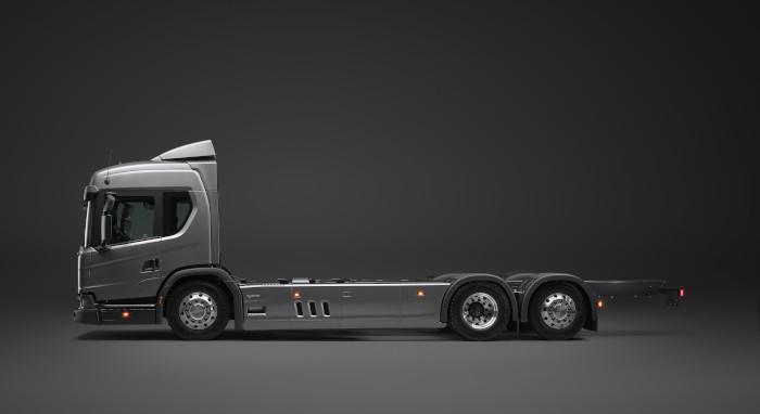 Scania VU hybride