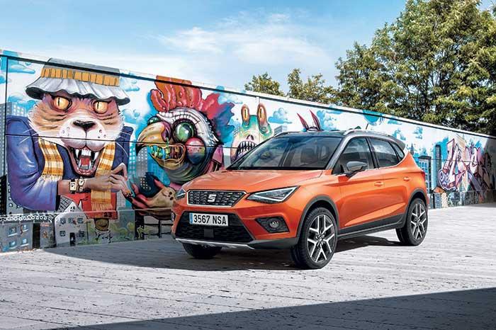 Malgré la propension du Groupe Volkswagen à privilégier l'essence dans certains segments, le Seat Arona conserve des diesel à base de 1.6 TDI étalonné à 95 ch (106 g ; à partir de 19 100 euros) ou 115 ch (107 g ; à partir de 22 370 euros).