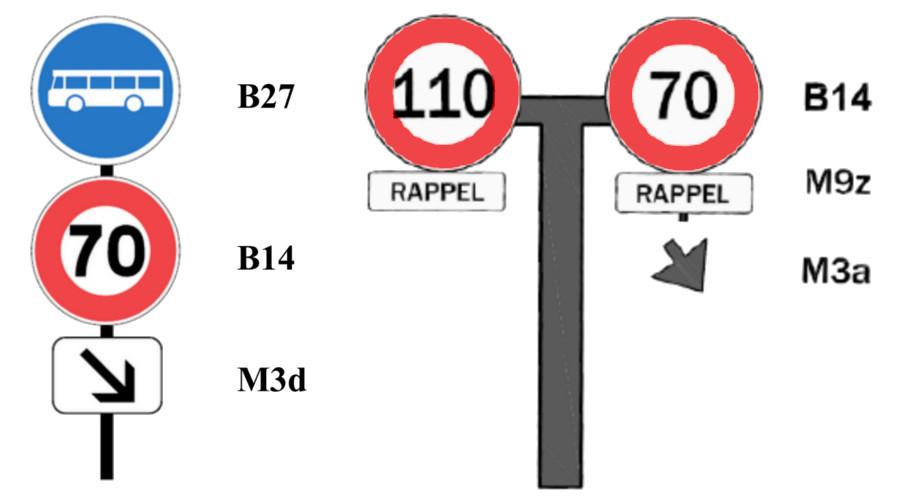 voie reservee A12