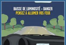 """sécurité routière : opération """"Bien vu ensemble"""""""