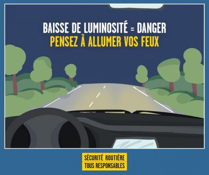 sécurité routière : opération