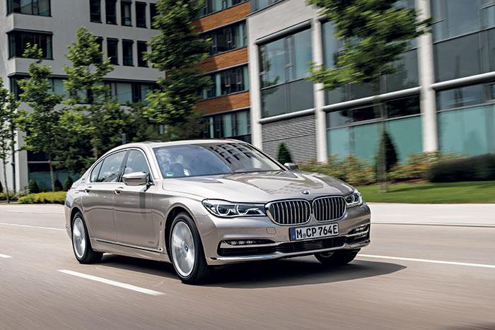 BMW-740le