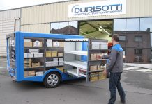 Aménagements - Durisotti–T-Box