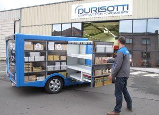 Aménagements - Durisotti–T-Box