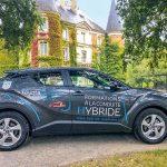 Toyota Hybride Académie