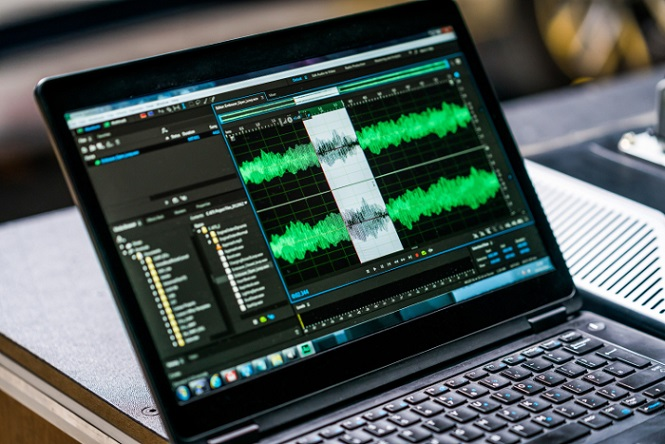 Jaguar I-Pace bruit