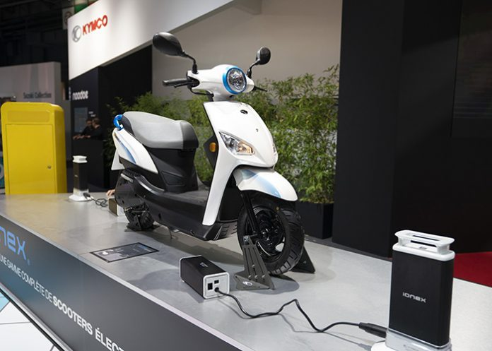 Kymco-Ionex