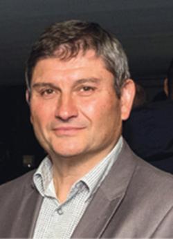 Gilles Bouvet, gestionnaire de flotte