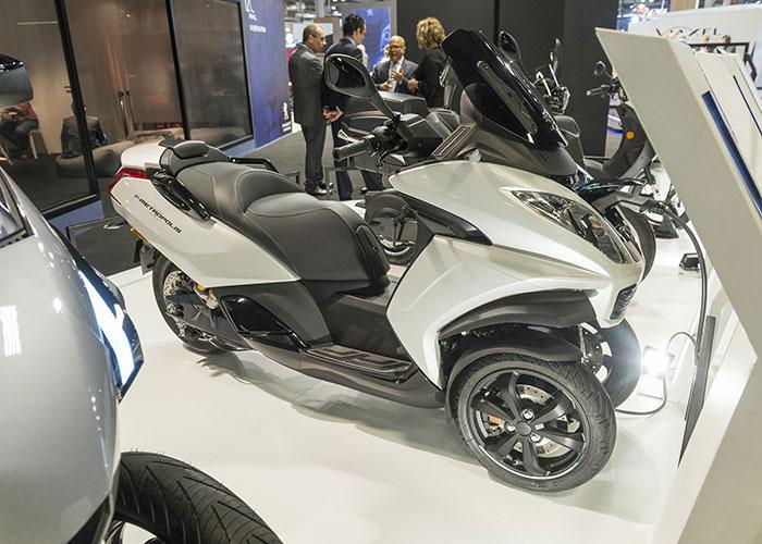 Peugeot-E-Metropolis