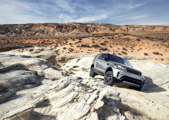 Land Rover - Range Rover Sport autonome