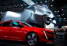 Stand Peugeot Mondial Paris 2018