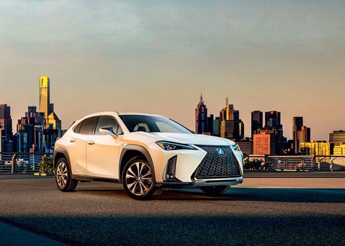 Nouveau Lexus UX Hybride