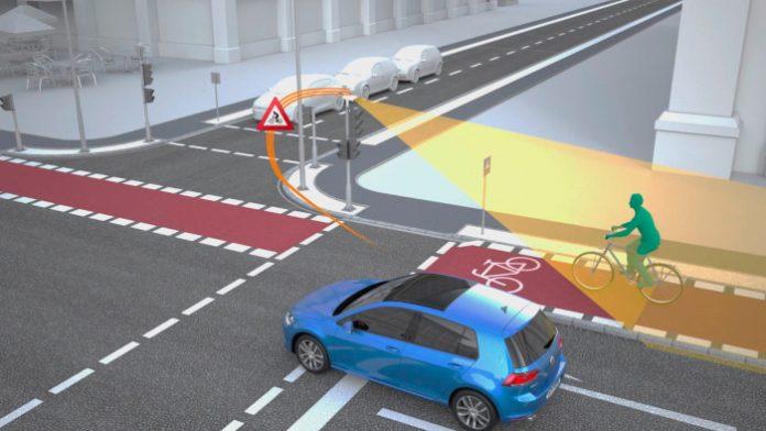 Sécurité routière : Volkswagen et Siemens testent leur technologie