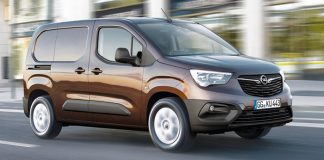 Véhicules utilitaires légers - Nouvel Opel Combo Cargo