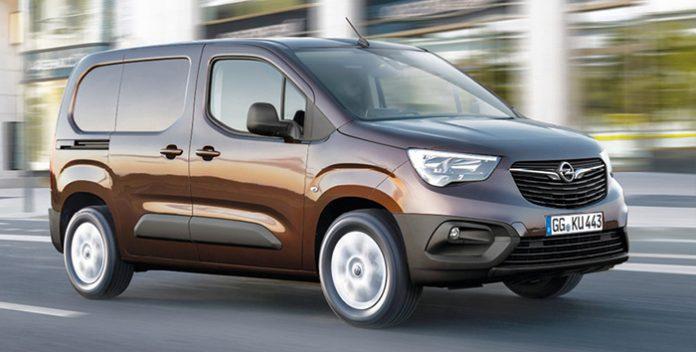 Véhicules utilitaires légers - Nouvel Opel Combo Cargo