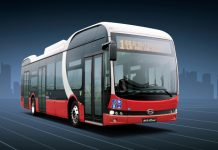 27 bus électriques BYD pour le Danemark