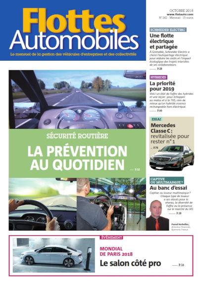 Flottes Automobiles N°242