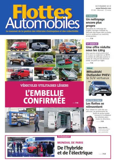Flottes Automobiles N°243