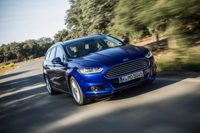 Ford Mondeo Hybrid break
