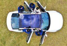 toits solaires Kia Hyundai