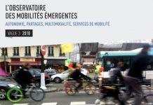 Observatoire des mobilités émergentes 2018