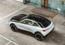 Opel GTX Experimental