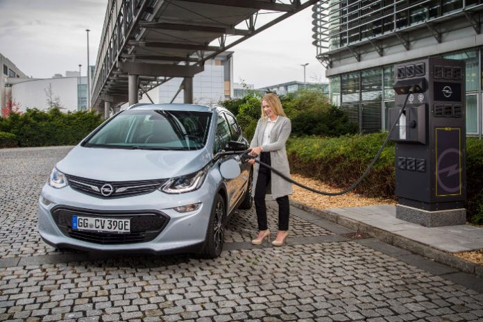 Opel recharge