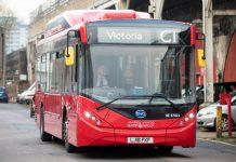 RATP Dev Londres 36 bus électriques