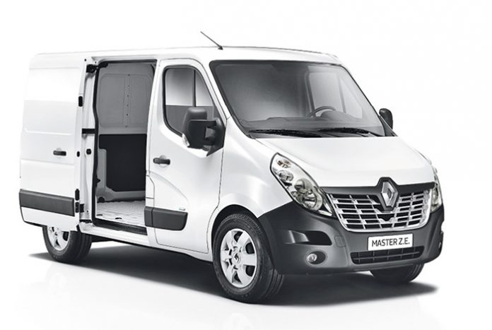 Renault Master Z.E