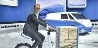 Volkswagen e-bike cargo et ID buzz Cargo