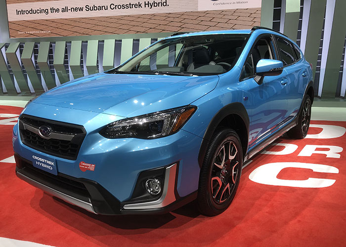 Subaru-Crosstrek-hybride