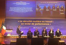 Colloque national pour la sécurité routière au travail 2018